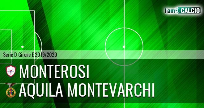 Monterosi - Aquila Montevarchi