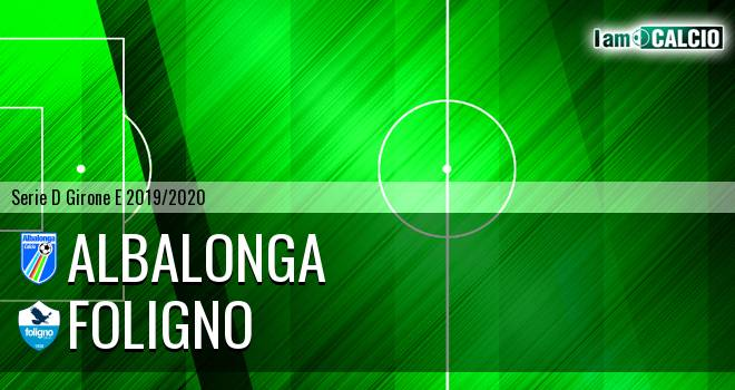 Albalonga - Foligno