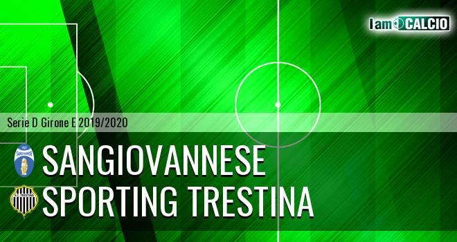 Sangiovannese 1927 - Sporting Trestina