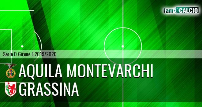 Aquila Montevarchi - Grassina