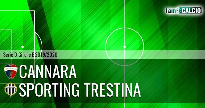Cannara - Sporting Trestina
