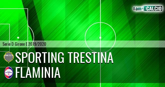 Sporting Trestina - Flaminia