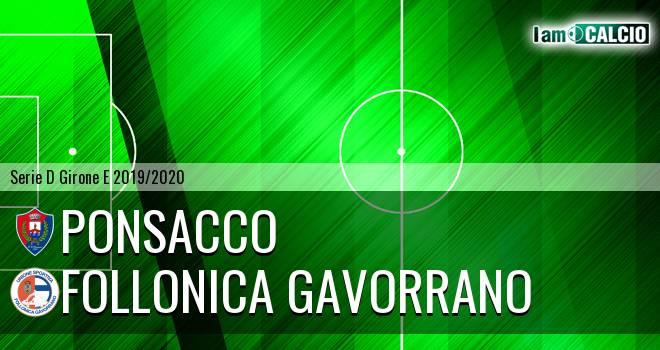 Ponsacco - Follonica Gavorrano