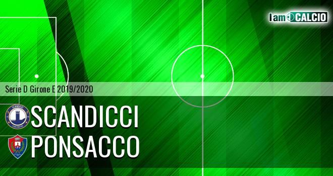 Scandicci - Ponsacco