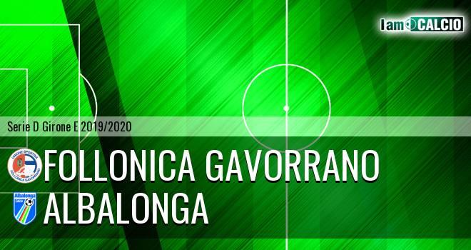 Follonica Gavorrano - Albalonga