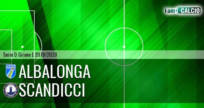 Albalonga - Scandicci