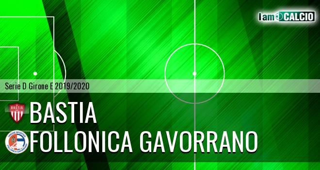Bastia - Follonica Gavorrano