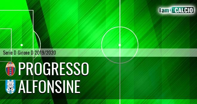 Progresso - Alfonsine