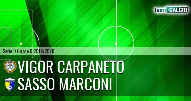 Vigor Carpaneto - Sasso Marconi