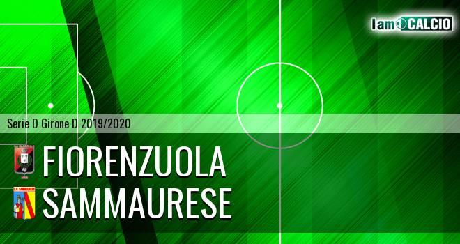 Fiorenzuola - Sammaurese