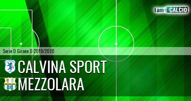Calvina Sport - Mezzolara