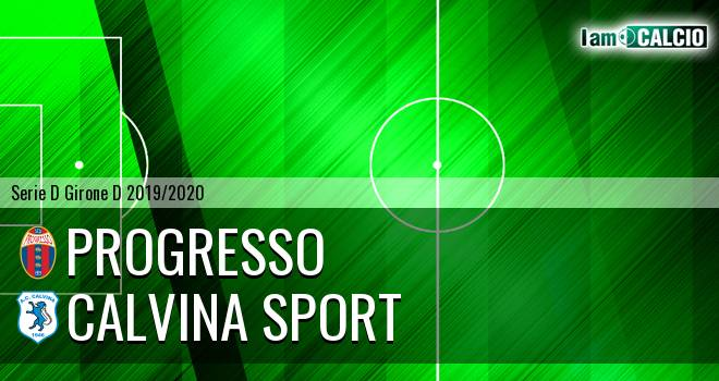 Progresso - Calvina Sport