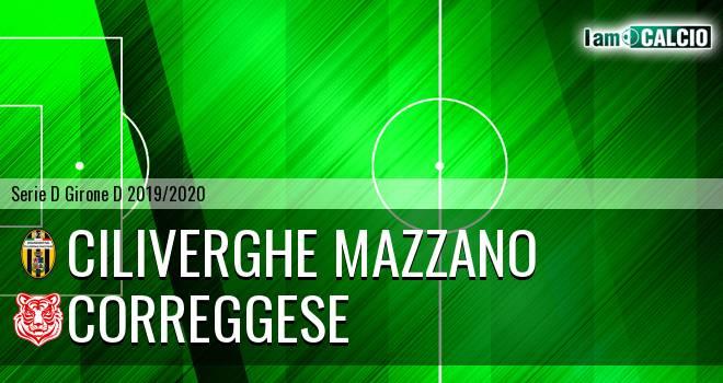 Ciliverghe Mazzano - Correggese