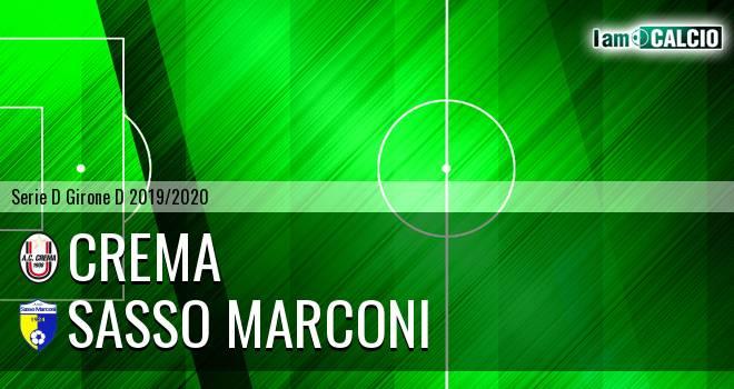 Crema - Sasso Marconi