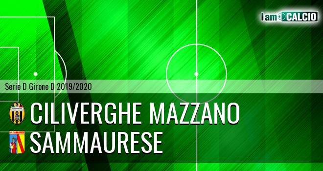 Ciliverghe Mazzano - Sammaurese