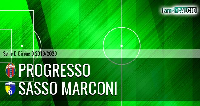 Progresso - Sasso Marconi