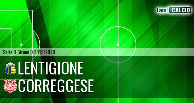 Lentigione - Correggese