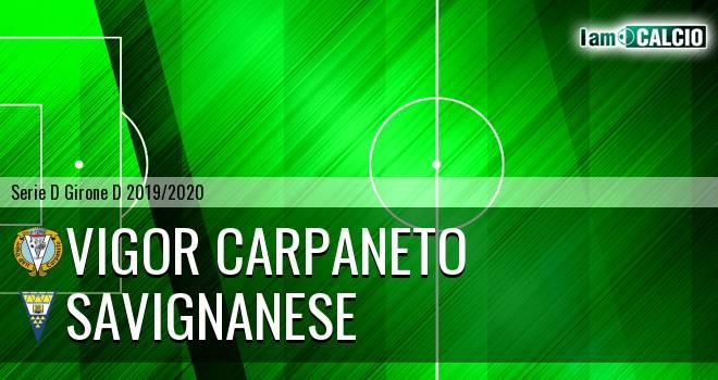 Vigor Carpaneto - Savignanese
