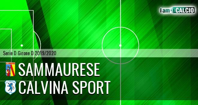Sammaurese - Calvina Sport
