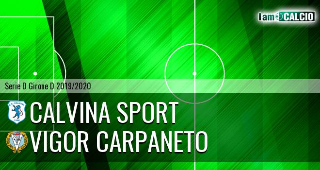 Calvina Sport - Vigor Carpaneto