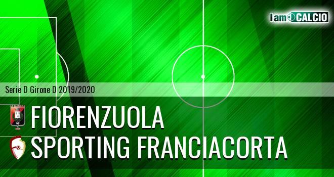 Fiorenzuola - Sporting Franciacorta