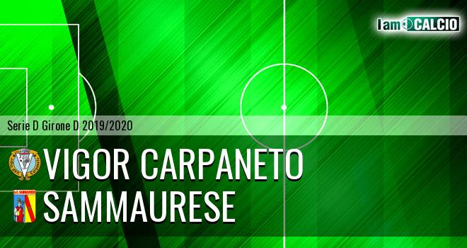 Vigor Carpaneto - Sammaurese