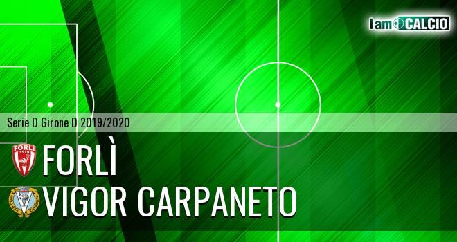 Forlì - Vigor Carpaneto