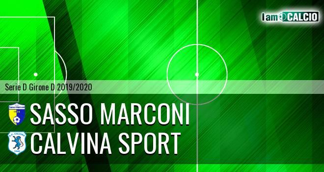 Sasso Marconi - Calvina Sport