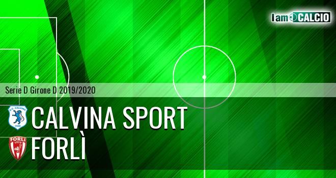 Calvina Sport - Forlì