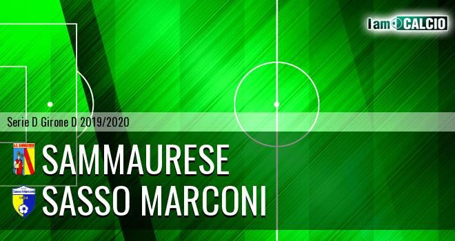 Sammaurese - Sasso Marconi