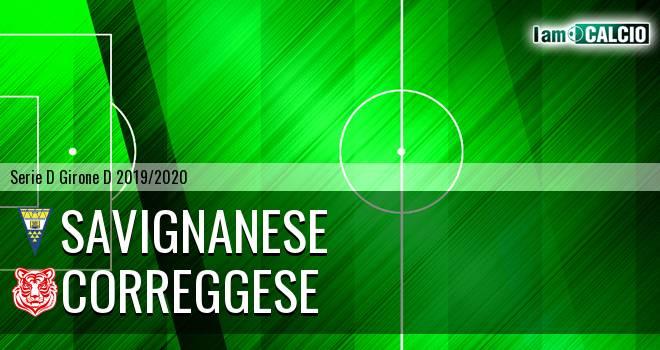 Savignanese - Correggese