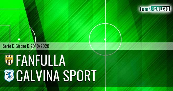 Fanfulla - Calvina Sport