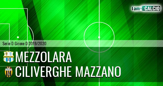 Mezzolara - Ciliverghe Mazzano