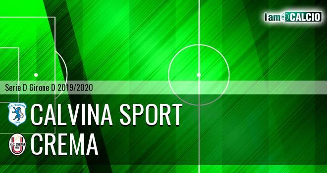 Calvina Sport - Crema