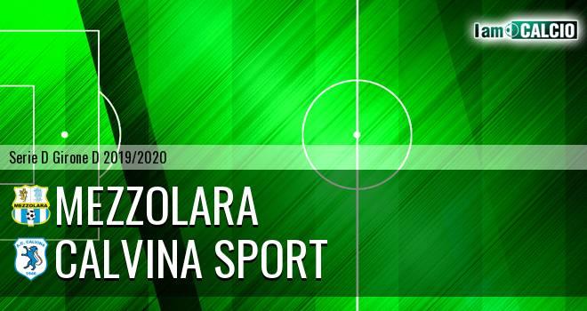 Mezzolara - Calvina Sport