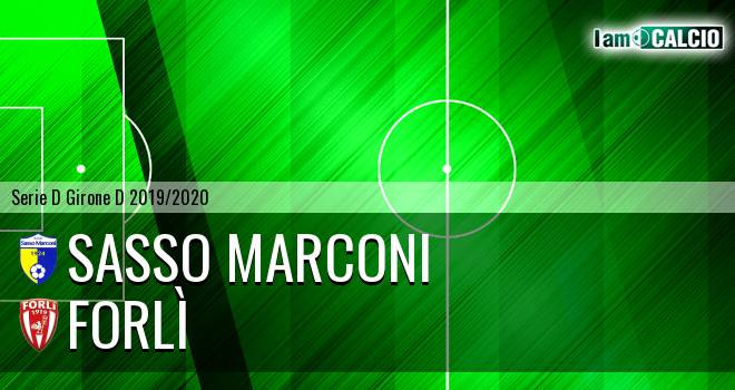 Sasso Marconi - Forlì