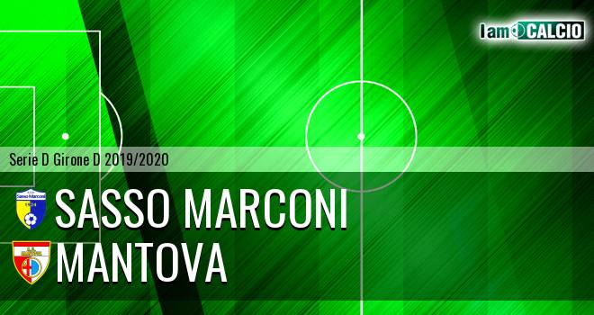 Sasso Marconi - Mantova