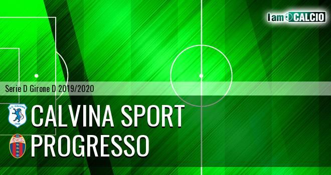 Calvina Sport - Progresso