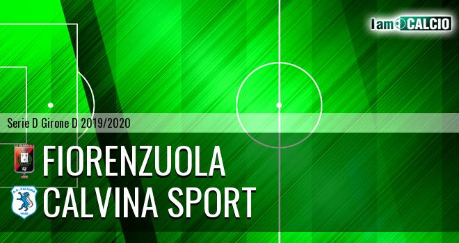 Fiorenzuola - Calvina Sport