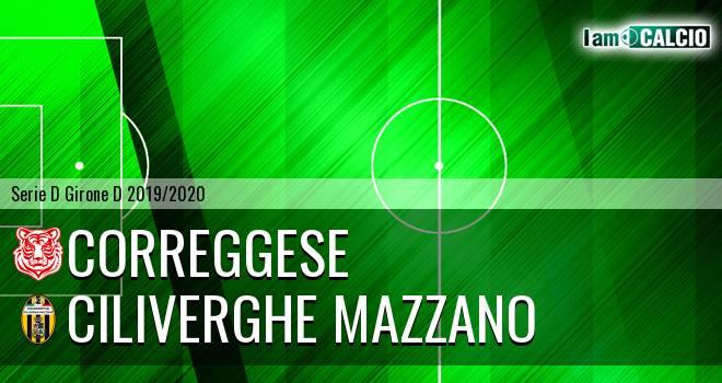 Correggese - Ciliverghe Mazzano