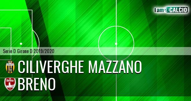 Ciliverghe Mazzano - Breno