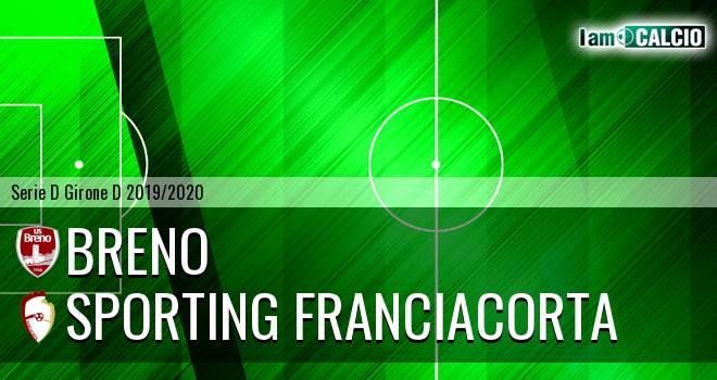 Breno - Sporting Franciacorta
