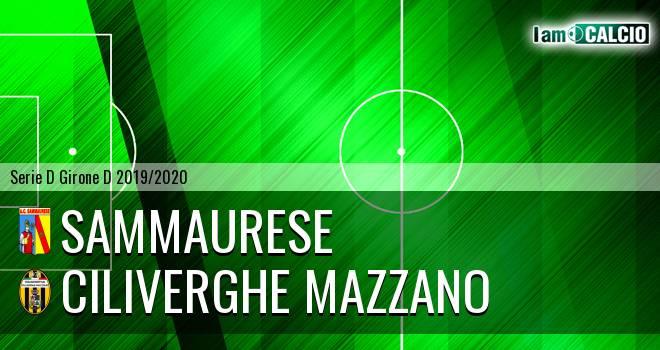 Sammaurese - Ciliverghe Mazzano