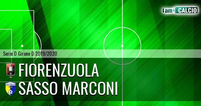 Fiorenzuola - Sasso Marconi