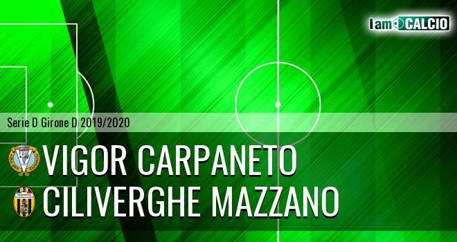 Vigor Carpaneto - Ciliverghe Mazzano