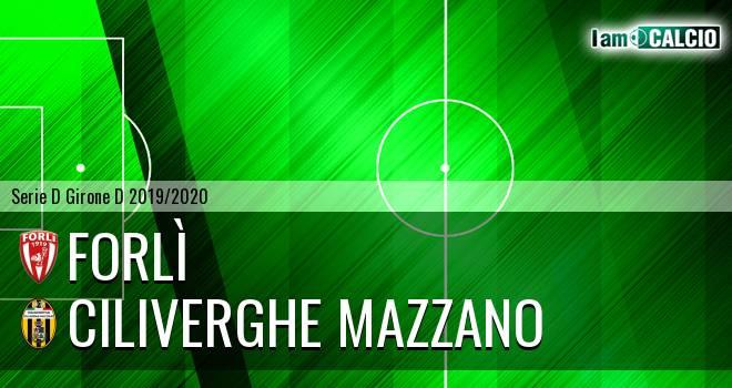Forlì - Ciliverghe Mazzano