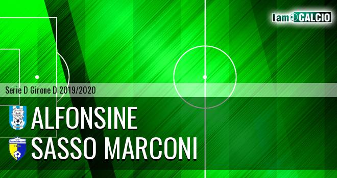 Alfonsine - Sasso Marconi