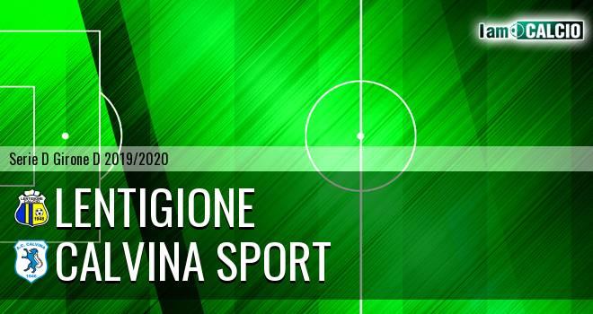 Lentigione - Calvina Sport