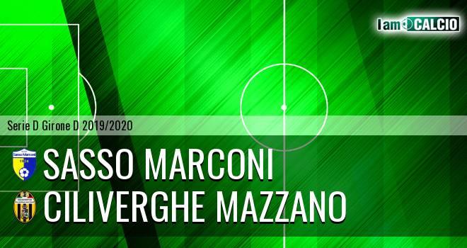 Sasso Marconi - Ciliverghe Mazzano