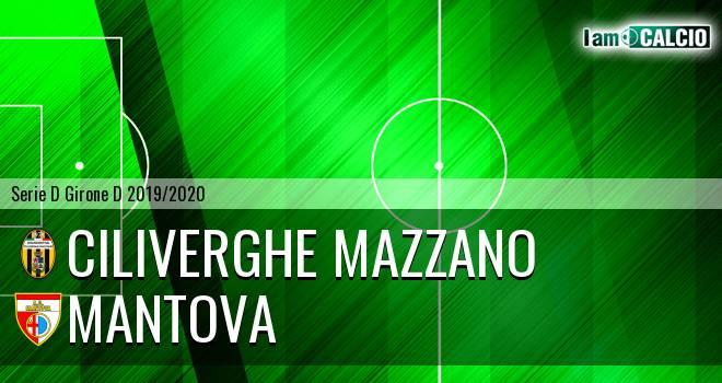 Ciliverghe Mazzano - Mantova